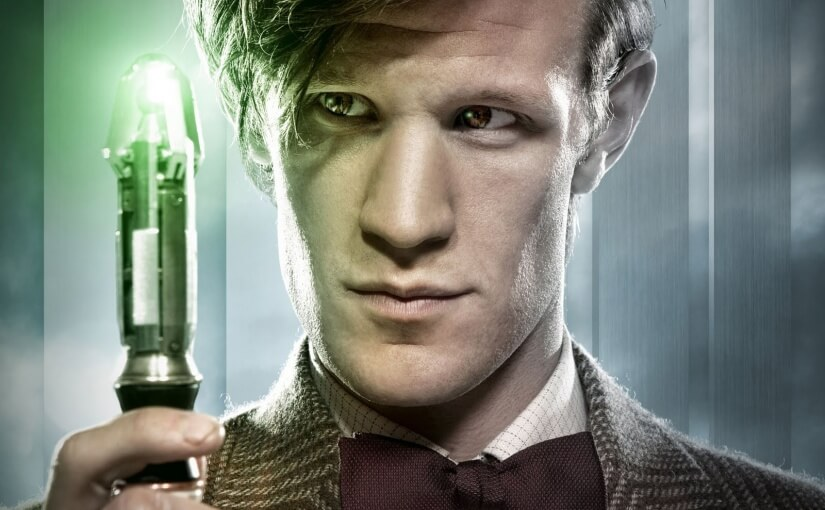 Fantasy Friday - An Ode to Doctor Who
