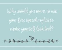 Free Speech and Social Media