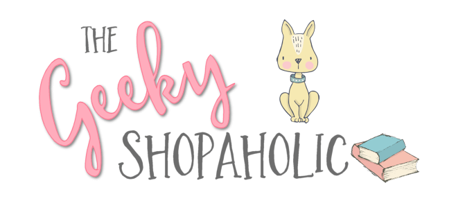 The Geeky Shopaholic