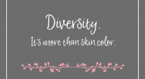 Diversity: It's more than skin color