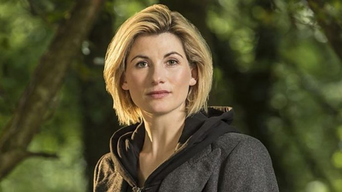 Jodie- Whittaker as the new Doctor